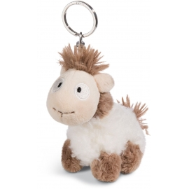 NICI - Lama Babies - Schlüsselanhänger Lama-Baby Floffi 10cm Bb