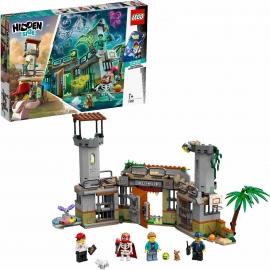 LEGO® Hidden Side 70435 - Newbury s verlassenes Gefängnis