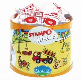 Aladine - Stampo Minos Baustelle
