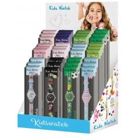 Kids Watch - Armbanduhren 36 Stk ass im Display