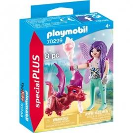 Playmobil® 70299 - Special Plus - Fee mit Drachenbaby