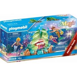 Playmobil® 70368 - Magic - Korallen-Lounge der Meerjungfrauen