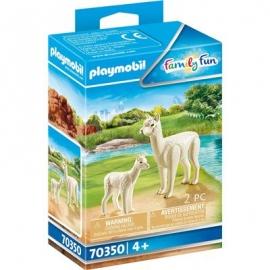 Playmobil® 70350 - Family Fun - Alpaka mit Baby
