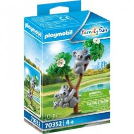 Playmobil® 70352 - Family Fun - 2 Koalas mit Baby