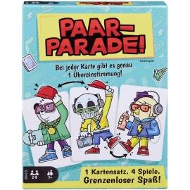 Mattel Games - Paar-Parade