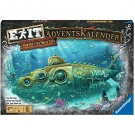 Ravensburger Spiel - Exit Adventskalender 20 Boot