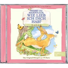 Edel:Kids CD - Weißt du eigentlich, wie lieb ich dich hab? So groß wie du - Das Original-Hörspiel