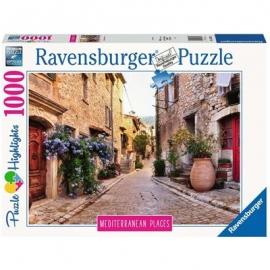 Ravensburger Spiel - Mediterranean France, 1000 Teile