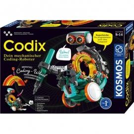 KOSMOS - Codix - Dein Mechanischer Coding-Roboter
