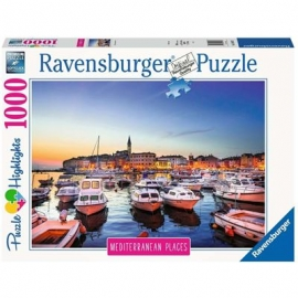 Ravensburger Spiel - Mediterranean Croatia, 1000 Teile