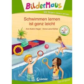 Loewe Bildermaus - Schwimmen lernen ist ganz leicht