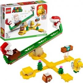 LEGO® Super Mario 71365 - Piranha-Pflanze-Powerwippe - Erweiterungsset