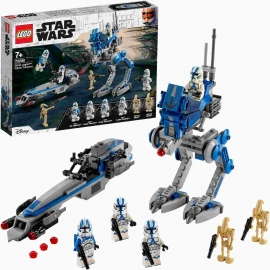 LEGO® Star Wars™ 75 75280 - Clone Troopers der 501. Legion