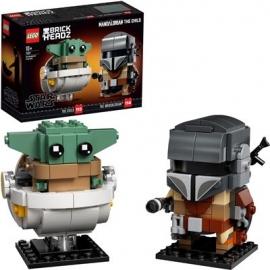 LEGO® Star Wars™ 75317 - Der Mandalorianer und das Kind