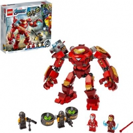 LEGO® Marvel Avengers Movie 4 76164 - Iron Man Hulkbuster vs. A.I.M.-Agent