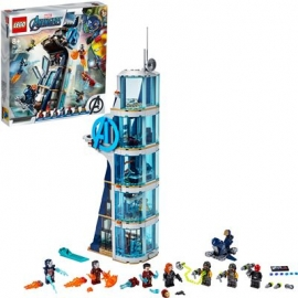 LEGO® Marvel Avengers Movie 4 76166 - Avengers - Kräftemessen am Turm