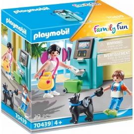Playmobil® 70439 - Family Fun - Urlauber mit Geldautomat