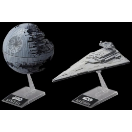 Revell - Death Star II plus Imperial Star Destroyer