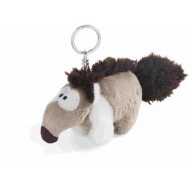 NICI - Wild Friends - Schlüsselanhänger Ameisenbär Anita 10cm bb