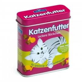 Erzi - Katzenfutter in der Dose