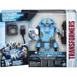 Hasbro - Transformers Movie 5 Allspark Tech Starter Set
