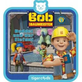 tigercard - Bob der Baumeister - Folge 9: Buddel der Elefant