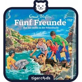 tigercard - Fünf Freunde - Folge 112: und der Delfin in der Felsenbucht