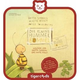 tigercard - Die kleine Hummel Bommel. Und: Die klein Hummel Bommel sucht das Glück