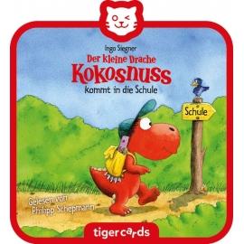 tigercard - Der kleine Drache Kokosnuss - kommt in die Schule