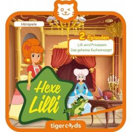 tigercard - Hexe Lilli - Lilli wird Prinzessin & Das geheime Kuchenrezept