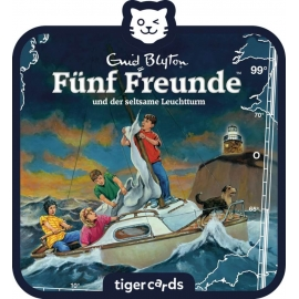 tigercard - Fünf Freunde - Folge 99: und der seltsame Leuchtturm