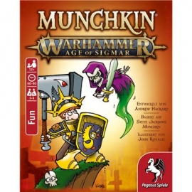 Pegasus - Munchkin Warhammer Age of Sigmar