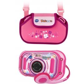 Vtech 80-163599 KidiZoom Touch 5.0 pink inkl. Tragetasche pink