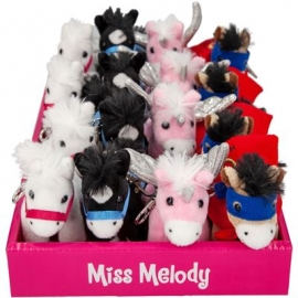 Depesche - Miss Melody - Plüschpferdchen mit Karabiner