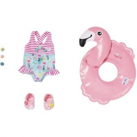 Zapf Creation - BABY born Holiday Schwimmspaß Set 43 cm