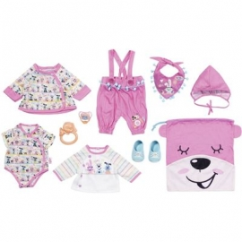 Zapf Creation - BABY born Deluxe Erstausstattung Set 43 cm
