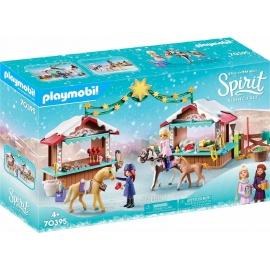 Playmobil® 70395 - Spirit - Riding Free - Weihnachten in Miradero