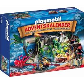 Playmobil® 70322 - Christmas - Adventskalender Schatzsuche in der Piratenbucht