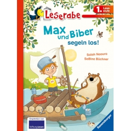 Ravensburger 36155 Naoura, Max und Biber segeln los!