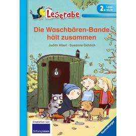 Ravensburger 36156 Waschbären-Bande hält zusammen, 2. Kl.