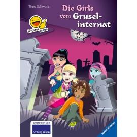 Ravensburger 46004 Schwarz, Die Girls vom Gruselinternat