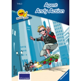 Ravensburger 46005 THILO, Agent Andy Action