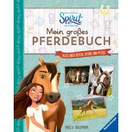 Ravensburger 49198 Spirit: Das große Pferdebuch