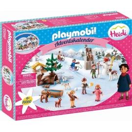 Playmobil® 70260 - Heidi - Adventskalender Heidis Winterwelt