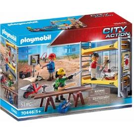 Playmobil® 70446 - City Action - Baugerüst mit Handwerkern