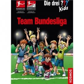 KOSMOS - Die drei ??? Kids, Team Bundesliga