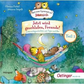 CD Fickel, Jetzt wird geschlafen 1 (CD)