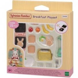 Sylvanian Families - Frühstücks-Set mit Toaster