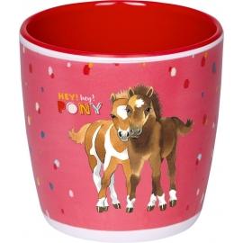 Melamin-Tasse Mein kl. Ponyho