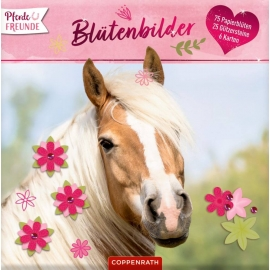 Pferdefreunde: Blütenbilder (